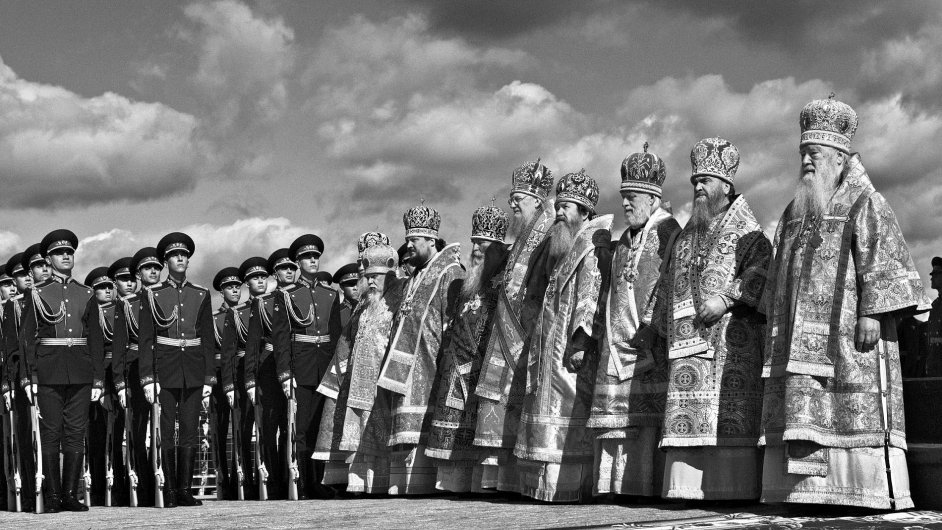 Viděno devíti. Fotografie z Ruska