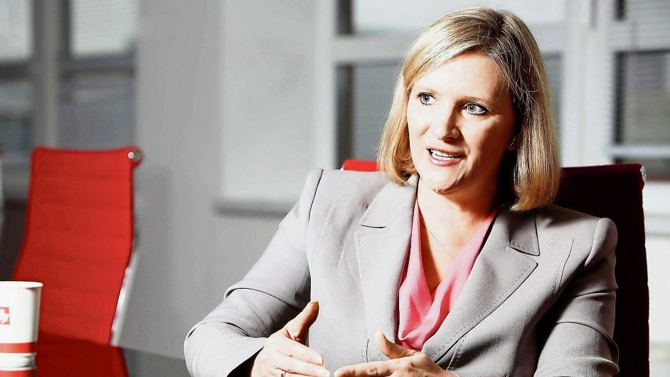 Muriel Anton, zakladatelka mentoringového programu Odyssey