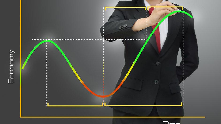 Podle Davida Beckwortha jsme svědky prodlužování ekonomického cyklu.