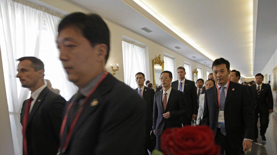 Do České republiky přicházejí noví investoři z Číny (ilustrační foto).