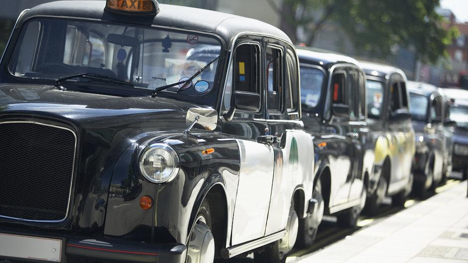 Maaxi taxi využije sdílení míst v klasických taxicích