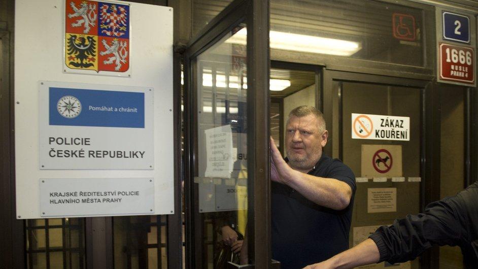 Lobbista Ivo Rittig opouští vazbu.