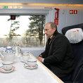 P��tel� Jakunin a Putin