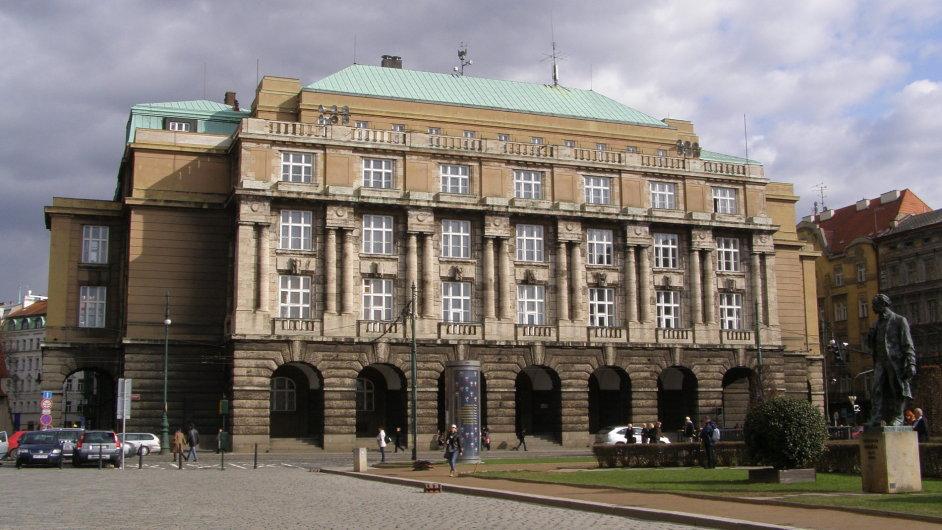Filozofická fakulta Univerzity Karlovy, ilustrační foto