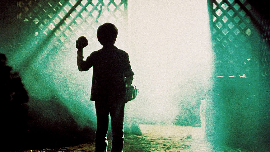 E. T. - Mimozemšťan, 1982, režie Steven Spielberg