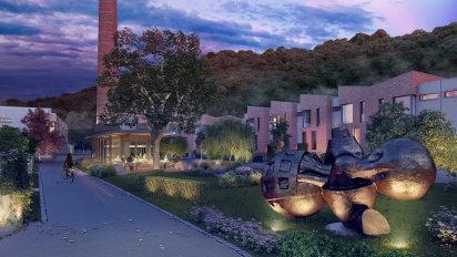 Komárkova KKCG představila bytový projekt za 600 milionů korun