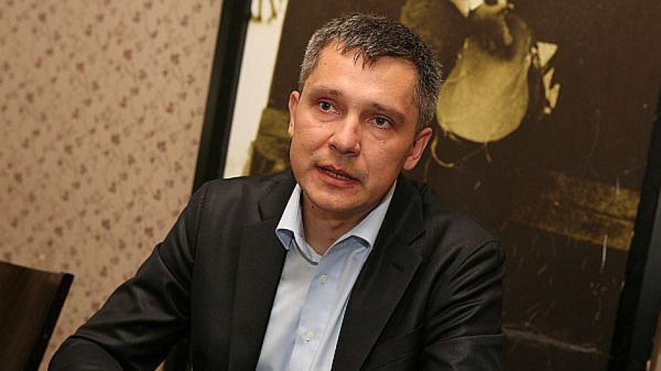 Jaroslav Vittek byl generálním ředitelem ING na Slovensku.
