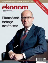 obalka Ekonom 2015 4