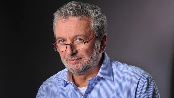 Ivan Gabal, sociolog, spolupracoval na vzniku Strategického i Metropolitního plánu v letech 2011–2014