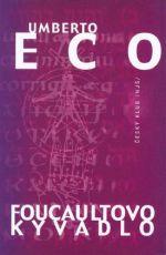EGO01 kniha Ecco Foucaultovo kyvadlo