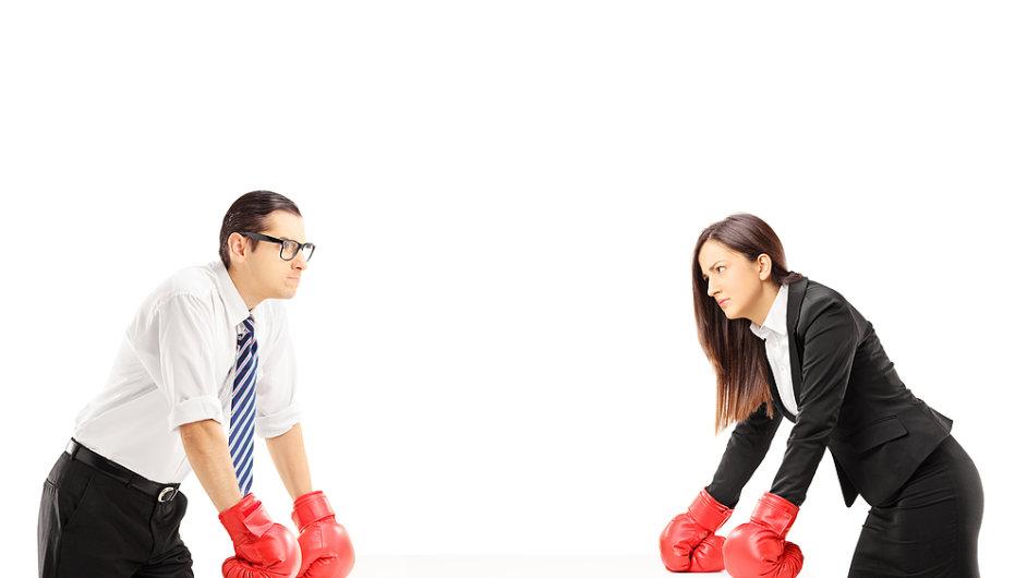konflikt ve vztazích
