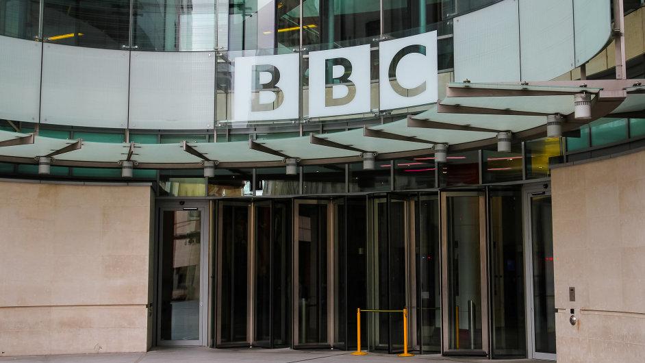 Britská televizní a rozhlasová stanice BBC chystá propouštění.