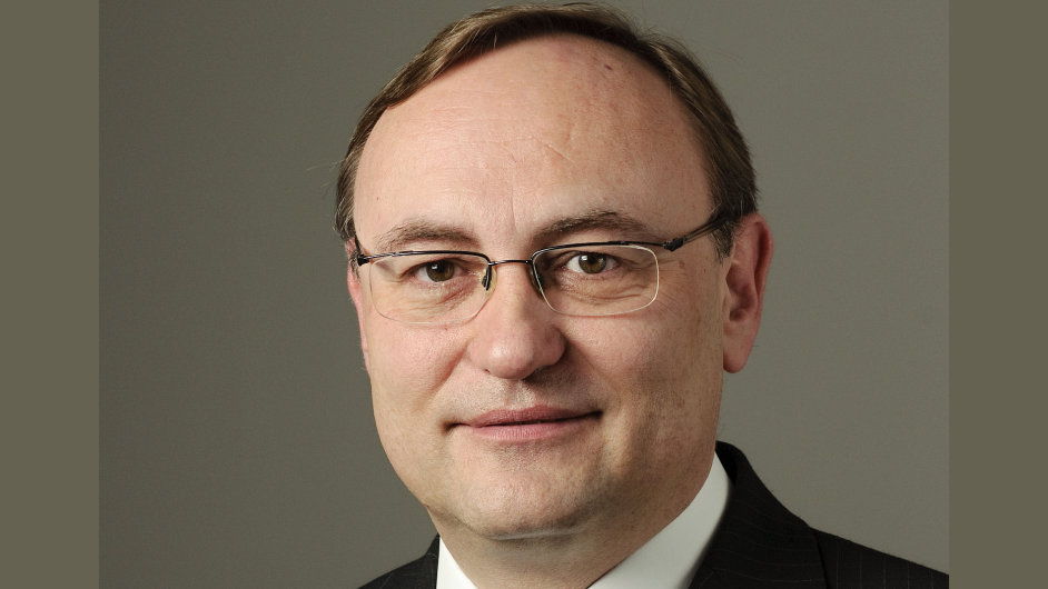 Eduard Palíšek, generální ředitel společnosti Siemens ČR a člen představenstva Svazu průmyslu a dopravy ČR