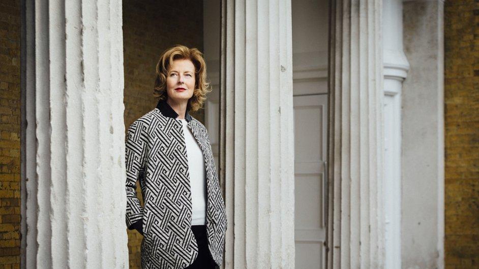 Julia Peyton-Jonesová vedla Serpentine Galleries od roku 1991.