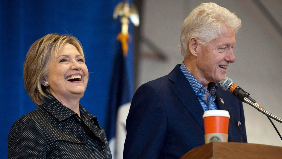 Clinton, Hillary and Bill