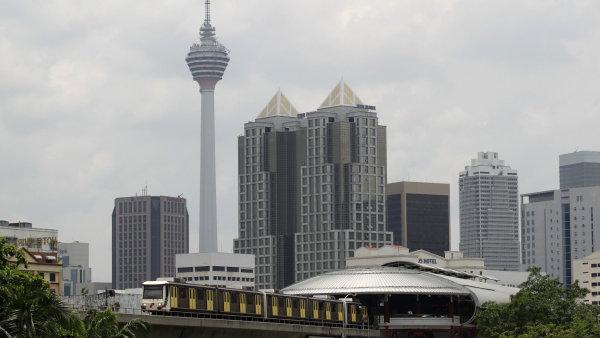 Osmadvacetiletý muž byl zadržen ve městě Kuala Lumpur - Ilustrační foto.