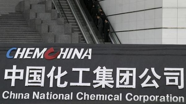 ChemChina se za 43 miliard frank� chyst� p�evz�t Syngentu.