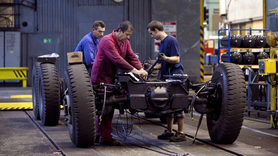 Tatra, továrna, průmysl