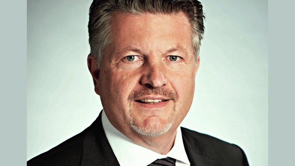 Thomas von Baross, viceprezident pro střední, severní a východní Evropu D-Link Europe