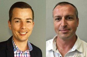 Martin Kozák a Martin Štolfa, manažeři K2 Group