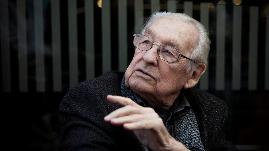 Ve věku 90 let zemřel polský filmový režisér a dramatik Andrzej Wajda.