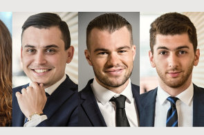 Jana Brožová, Martin Stričko, Jakub Kodr a Magsud Rahmanov povýšili ve společnosti Cushman & Wakefield
