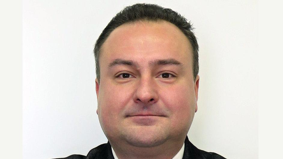 Milan Uhrin, výrobní ředitel společnosti MOTORPAL