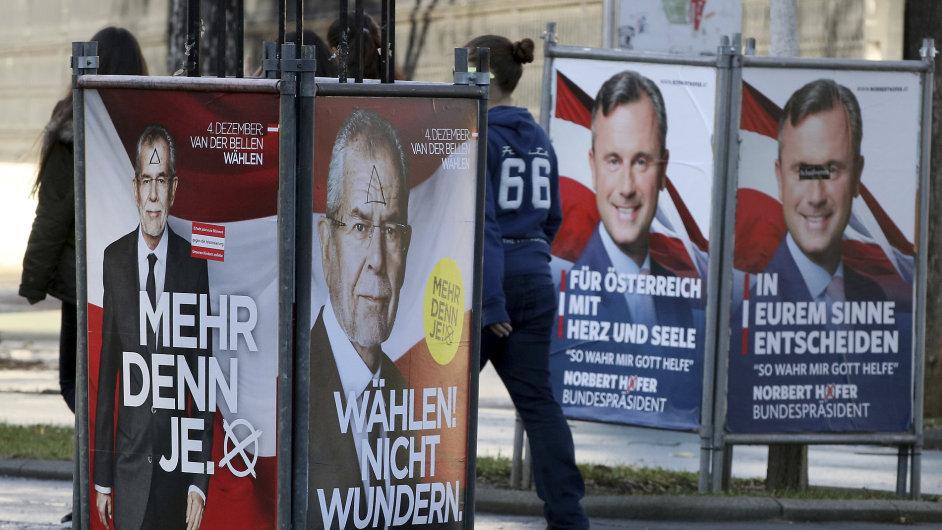 Rakousko, volby, prezident