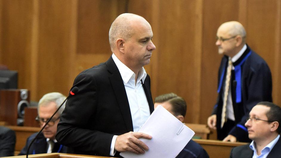 Ostrava Martin Dědic Soud