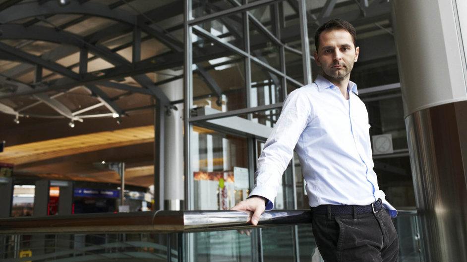 Andrew Verbitsky, manažer Airbnb pro střední avýchodní Evropu.