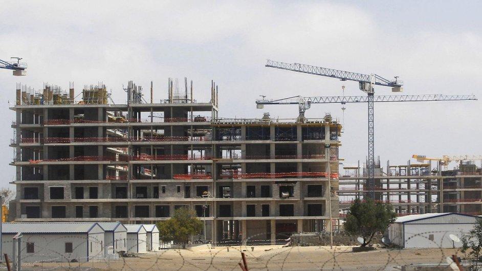 Stavebnictví se letos daří