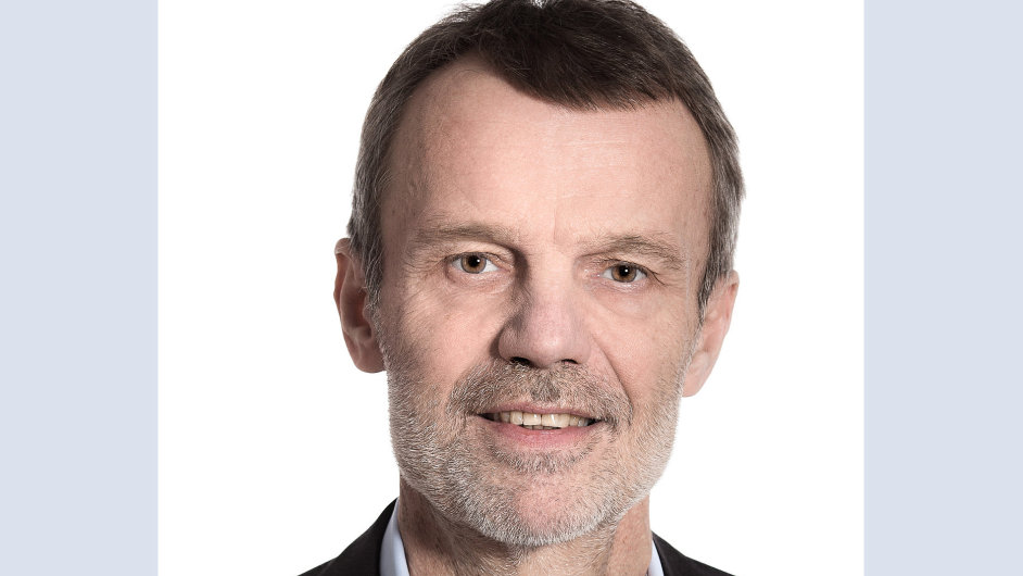 Jiří Kysela, generální ředitel společnost Dell EMC