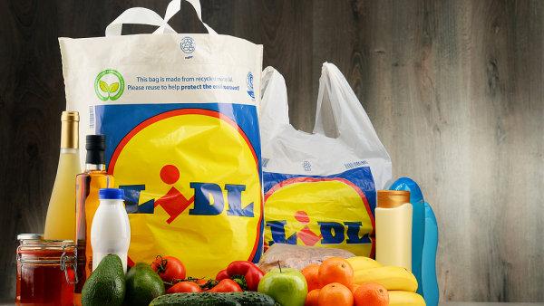 Igelitky nahradí Lidl recyklovatelnými, opakovatelně použitelnými taškami