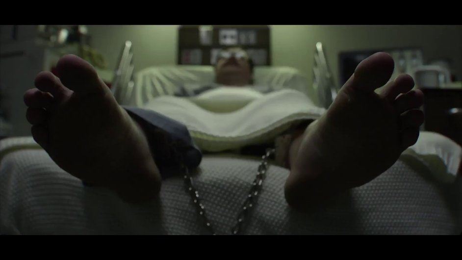 Snímek ze seriálu Mindhunter.