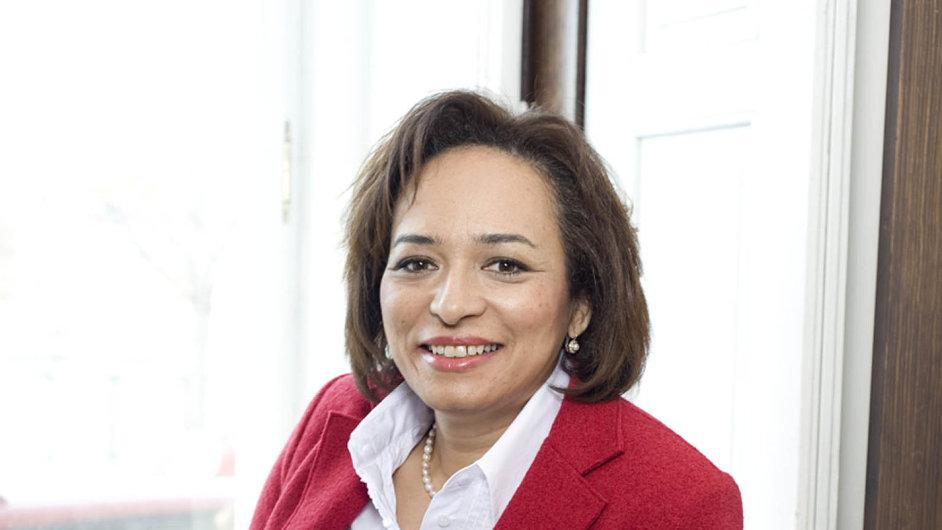 Investorka Margareta Křížová.
