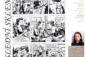 Komiks Štěpána Dlouhého na téma