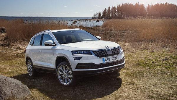 Značka Škoda je se svým prodejem na prvním místě.