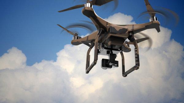 Švýcarsko čeká průlom dovážkové služby. Zásilky začnou převážet drony.