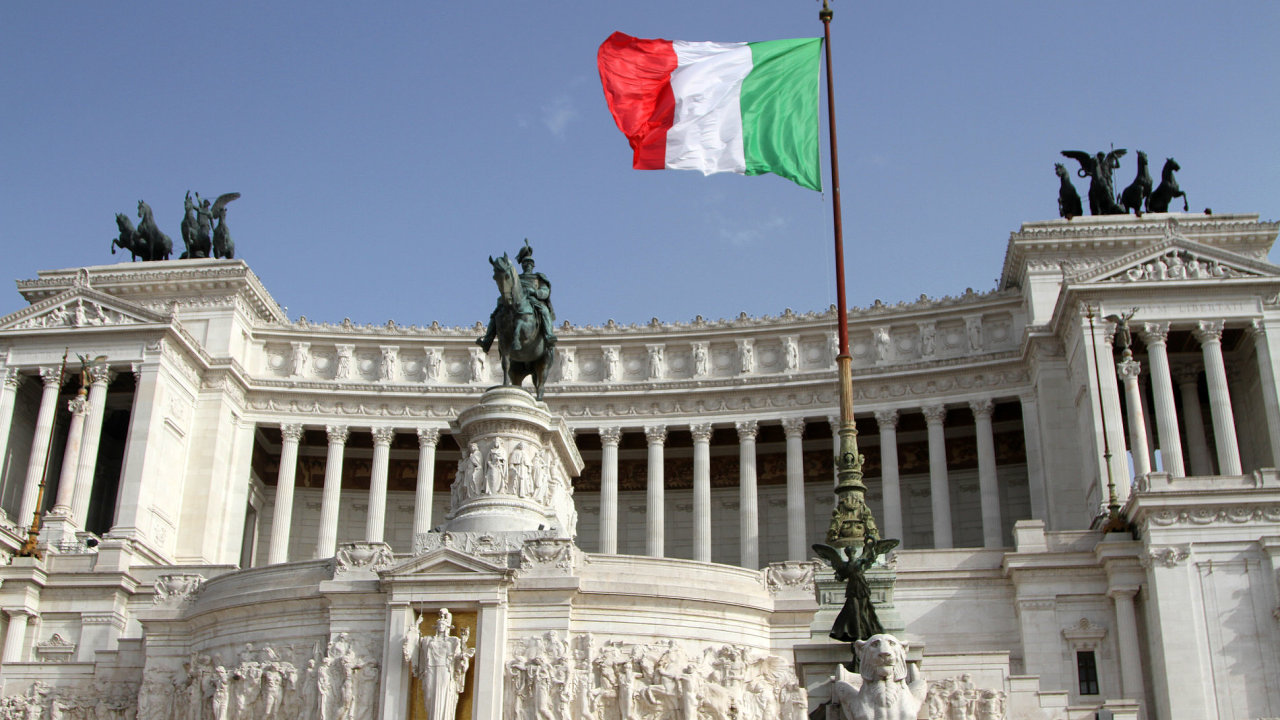 Itálie, parlament