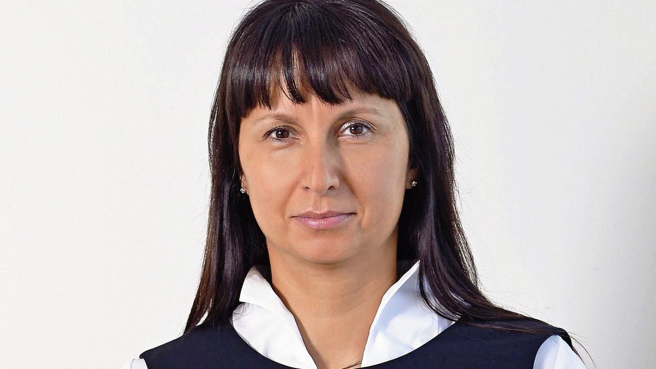 Petra Štogrová Jedličková, Country Managerka poradenské společnosti Crowe Horwath