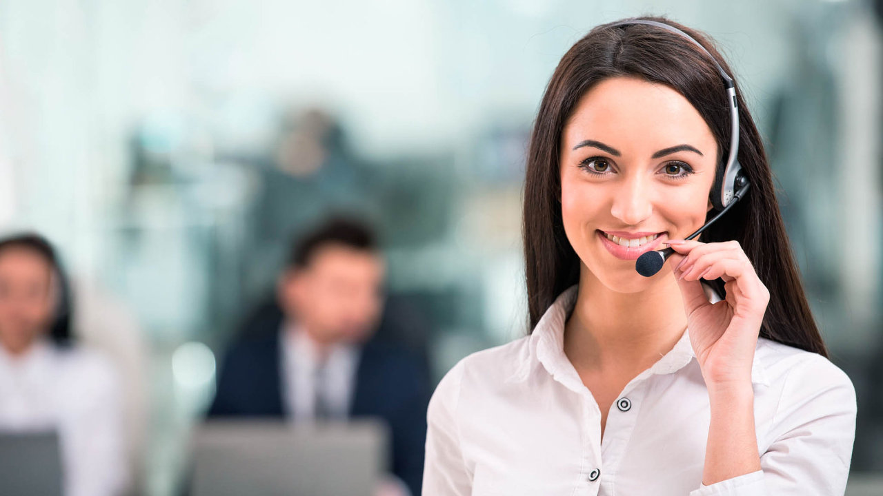 Pracovníci call center O2 přejdou letos od externích agentur do zaměstnaneckého poměru - Ilustrační foto.