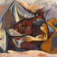 Emil Filla hoří pro surrealismus, výstava v Museu Kampa objevuje skrytý rozměr jeho díla