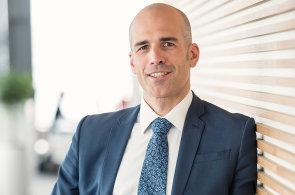 Jan Kotrbáček, mezinárodní partner v poradenské společnosti Cushman & Wakefield.