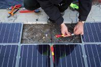 Prologis Solar Paving System 1