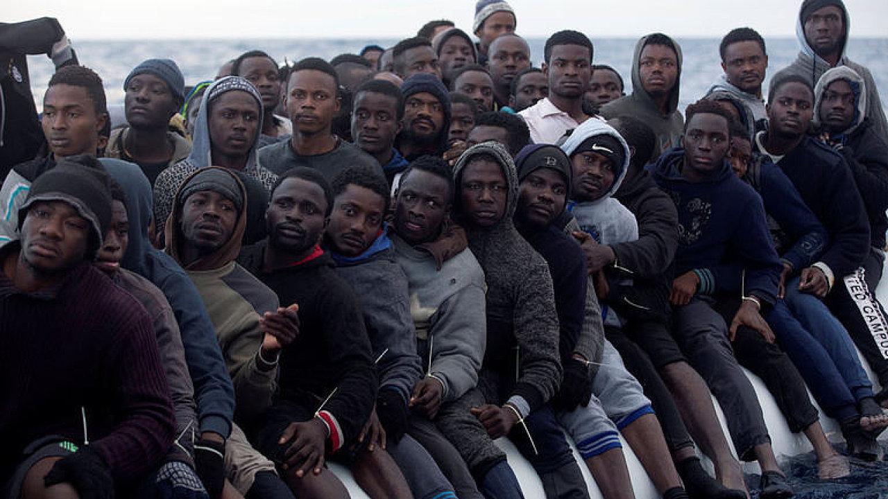 Všechno hezké je od migrantů z Evropy. Touha odejít je v Senegalu všudypřítomná, říká Lindner