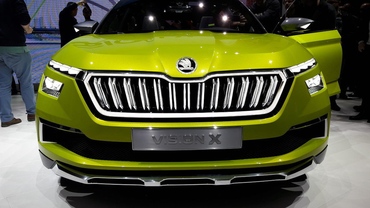 Škoda Vision X.
