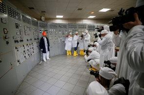 Po více než 30 letech v Černobylu stále pracují stovky lidí, mají za úkol zabraňovat dalším únikům radioaktivity