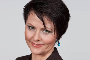 Helena Horská, hlavní ekonomka Raiffeisenbank