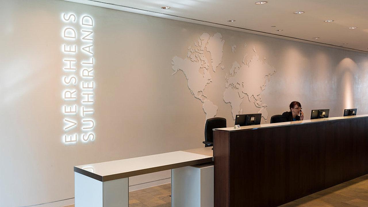 Centrála právnické firmy Eversheds Sutherland