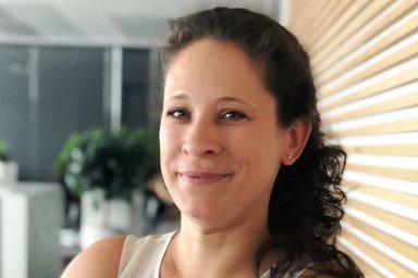 Michaela Šedlbauerová, PR manažerka společnosti Cushman & Wakefield